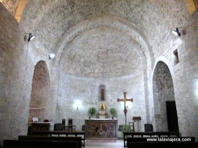 Iglesia Monasterio Lluca, Barcelona