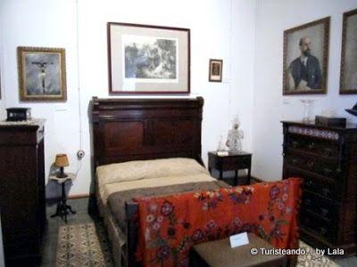 Dormitorio Casa Museo Juan Ramon Jimenez Zenobia, Moguer