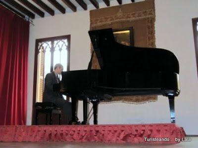concierto palacio rey sancho, valldemossa
