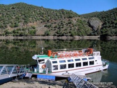 Crucero Fluvial Balcon Tajo
