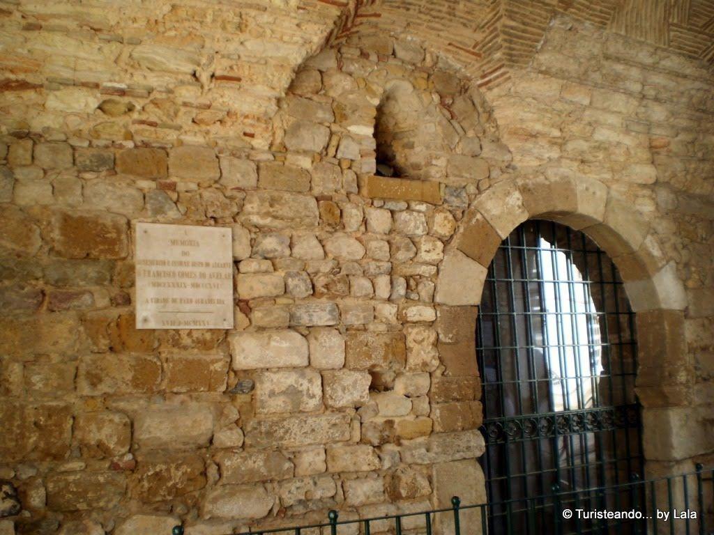 puerta arco vila faro