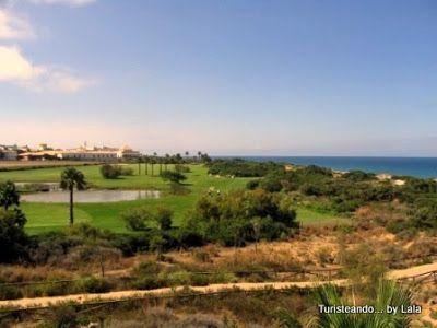campo golf novo sancti petri, cadiz