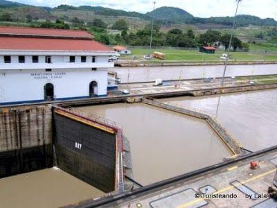 Esclusas Miraflores Canal de Panamá