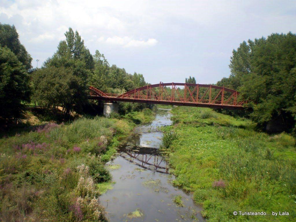 puente hierro, la baneza