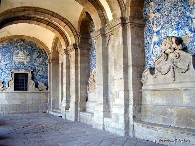 claustro se catedral oporto