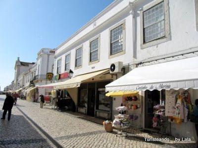 Rua Teofilo Braga, Vila Real de Santo Antonio
