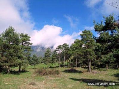 Parque Natural Cadi Moixero, Bergueda