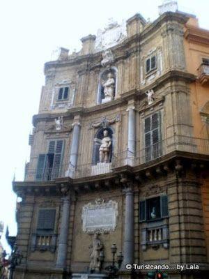 Palacio Quattro Canti, Palermo
