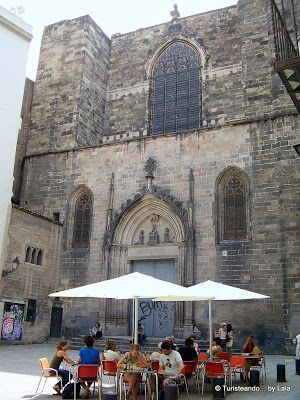 Iglesia Santos Justo Pastor, Barcelona