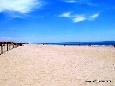 Playa La Redondela, Isla Cristina, Huelva