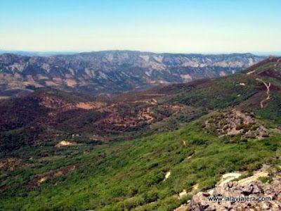 Relieve Apalachense Extremadura