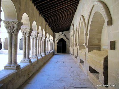 Claustro San Pedro El Viejo, Huesca