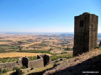Torre Albarrana Castillo Loarre, Huesca