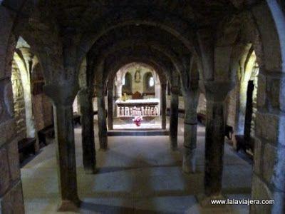 Cripta Catedral Roda, Ribagorza, Huesca