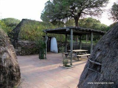 Antiguo Poblado de La Plancha, Donana