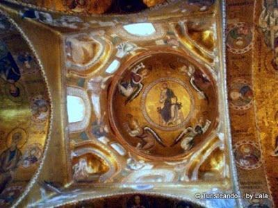 Mosaicos Iglesia La Martorana, Palermo