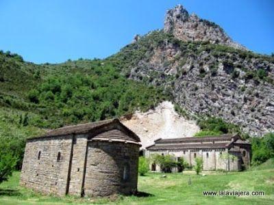 Monasterio Obarra, Ribagorza, Huesca