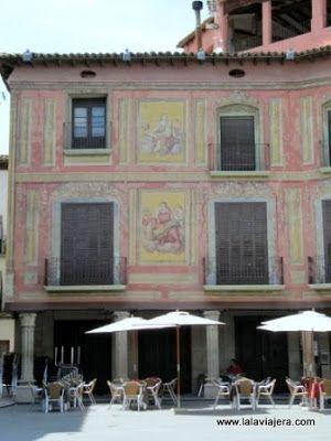 Casa Baron, Plaza Mayor Graus, Huesca