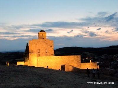 Castillo Benabarre, Ribagorza, Huesca