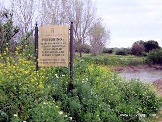 Camino Rocio, Vado Quema
