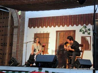 Festival Flamenco Axarquia, Canillas Albaida