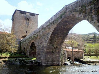 Puente Fortificado Ucanha, Tarouca Portugal
