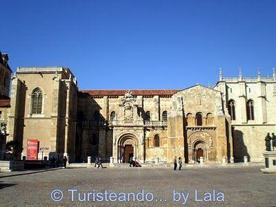 Basilica San Isidoro, Leon