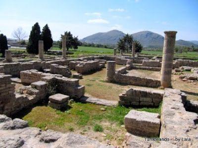 ciudad romana pollentia, alcudia