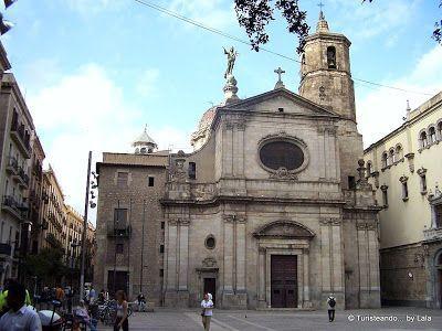 Iglesia Merced, Barcelona