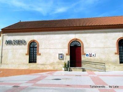museo y oficina turismo, alcala de guadaira