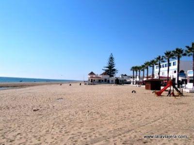 Playa La Antilla, Lepe, Huelva