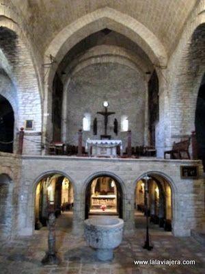 Cripta Catedral Roda Isabena, Ribagorza, Huesca
