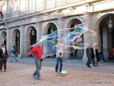 Pompas Plaza Mayor Madrid