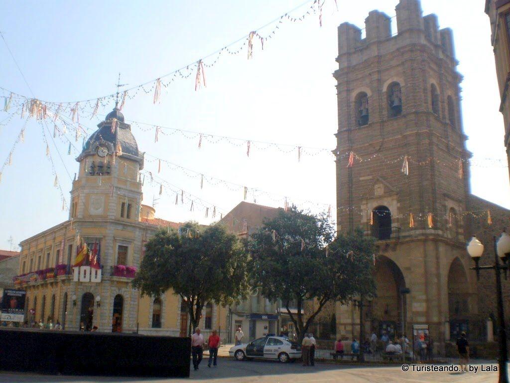 plaza mayor la baneza