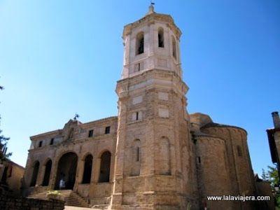 Catedral Roda Isabena, Ribagorza, Huesca