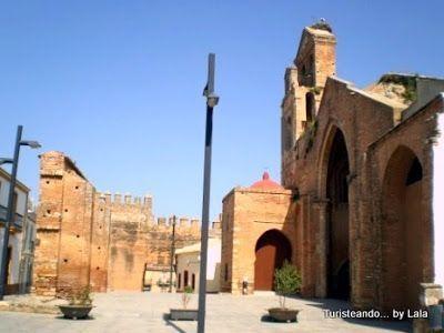 Iglesia San Martín, Niebla Huelva