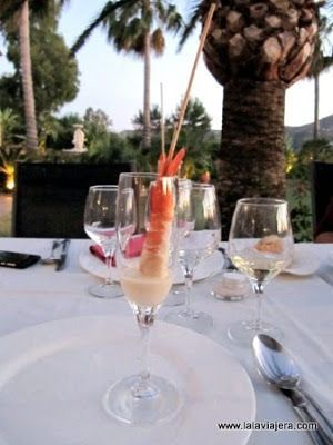 Menu Restaurante Hotel Rural Vinuela, Malaga