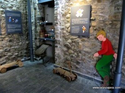 Museo Juegos Tradicionales Campo, Ribagorza, Huesca