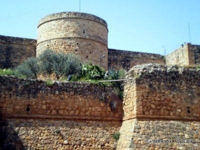 murallas del Castillo de Niebla, Huelva