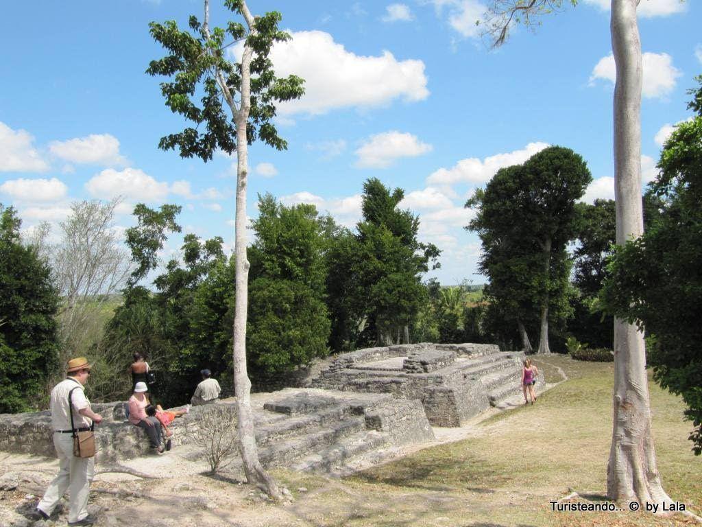 chacchoben arqueologia ciudad maya