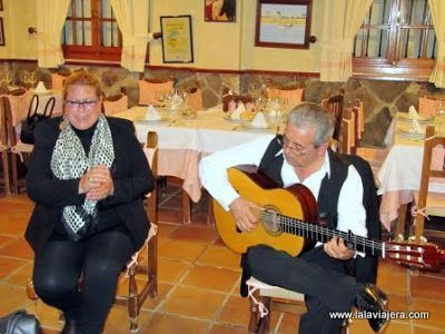 Espectaculo Flamenco