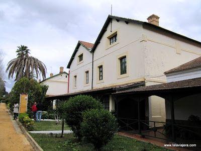 Barrio Ingles Bellavista, Minas Riotinto, Huelva