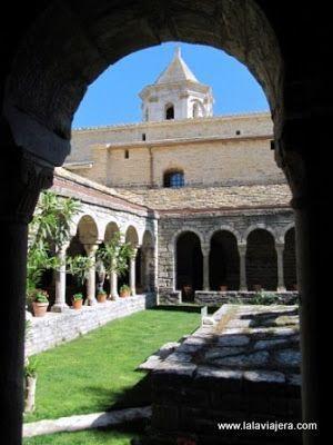Claustro Catedral Roda Isabena, Ribagorza, Huesca