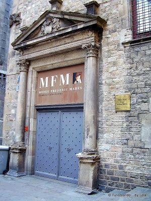 Museo Frederic Mares, Barcelona