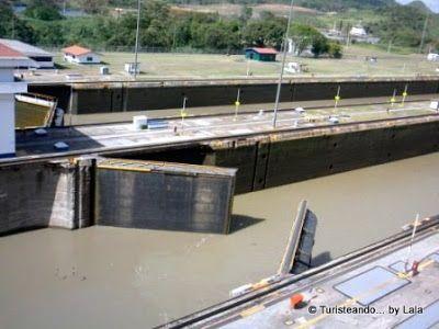 Esclusas Miraflores Canal Panama