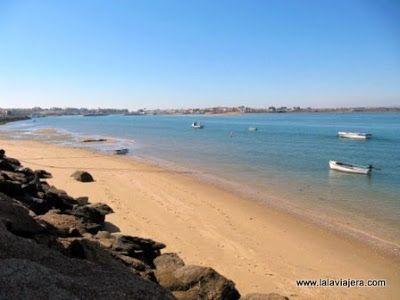 Playa del Cantil, Isla Cristina, Huelva
