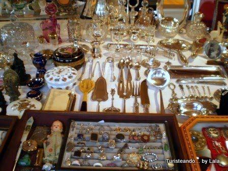 Los mercados mas famosos de barcelona lala viajera - Mercado antiguedades barcelona ...