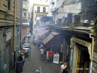Mercado La Vucciria, Palermo