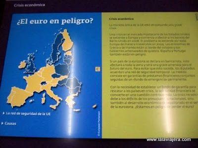 Centro Visitantes Parlamento Europeo, Bruselas