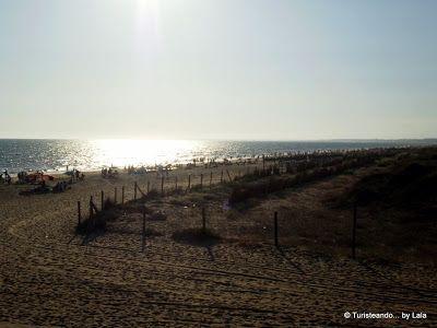 playa islantilla, huelva